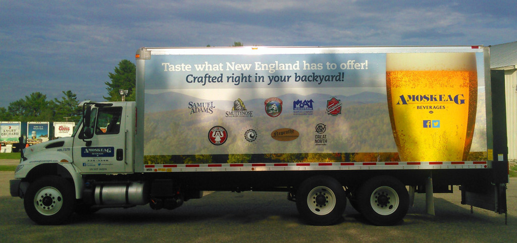 New England Craft Beer Truck